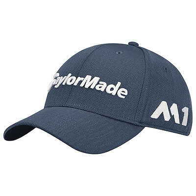 Taylormade TM17 Tour Radar Golf Cap Blue, One Size Adjustable - NEW!!