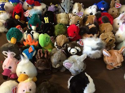Complete Collection Of Swibco Puffkins All Brand New