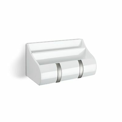 Umbra Cubby Wall Mount Organizer, White