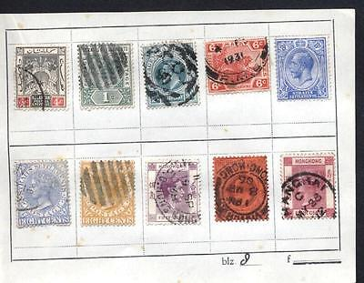 (935792) Small lot, Classical, British Colonies