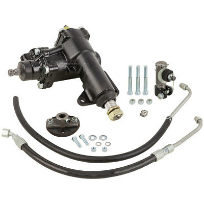 Borgeson Power Steering Conversion Kit For 68-70 Ford Mustang V8 999024