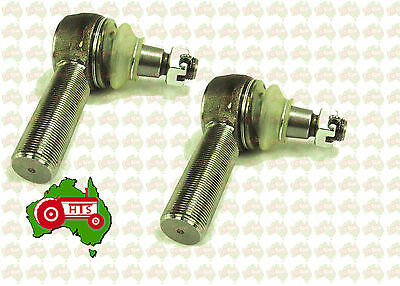 Pair Of Tractor Inner Tie Rod End Massey Ferguson Fergy 595 1080 1085 2WD