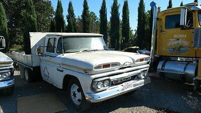 1960 Chevrolet C-10 C 30 Flatbed 1960 chevy truck Apache 30
