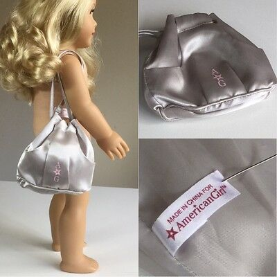 """Authentic American Girl Doll Bag ONLY Fit Our Generation 18"""" Doll Clothes"""