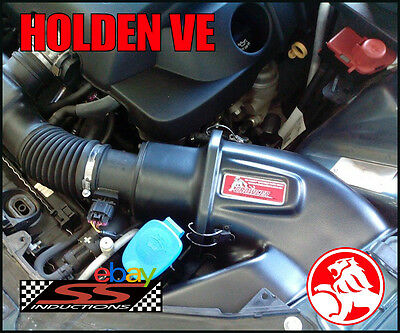 Holden Ve V6 Alloytec - Ss Inductions Growler Cold Air Induction