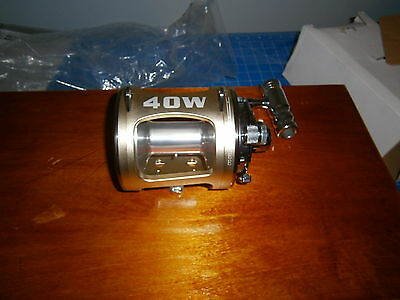 Jovian 40w game fishing  reel 2 speed new in box