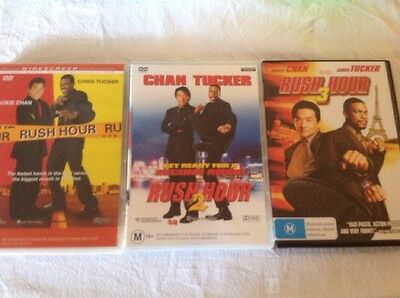 Rush Hour Dvds