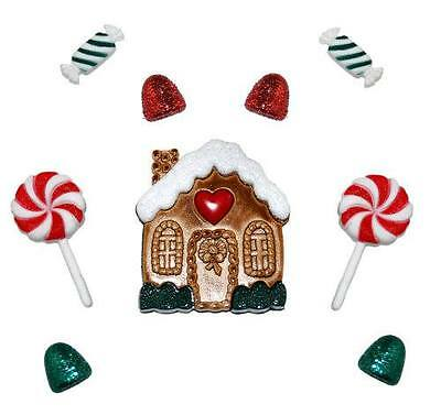 Dress it Up Buttons - Candy Cottage