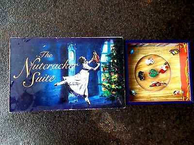 2004  Rare Collectable Mr Christmas Matchbox Melodies Music The Nutcracker Suite