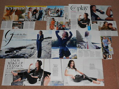 15+ ALICIA VIKANDER Magazine Clippings