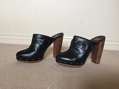 Wittner Shoes Mules Size 8.5
