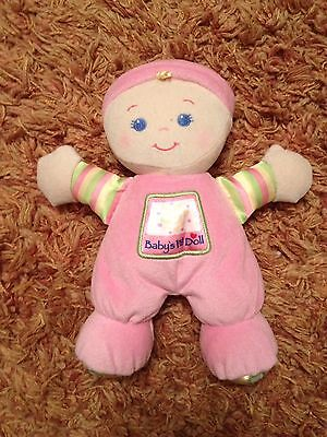 fisher price my first doll
