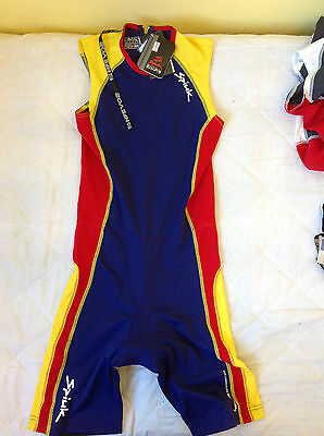 Spuik Evo Elite Triathlon Suit Mens RRP £85.00 XXLarge