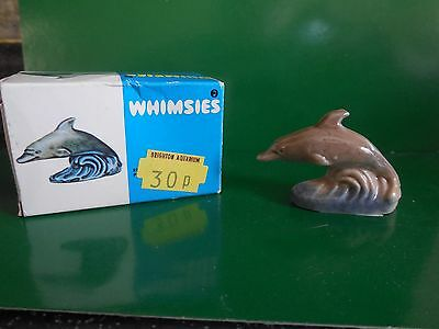 Dolphin - No 41 - Boxed - English Whimsies Set