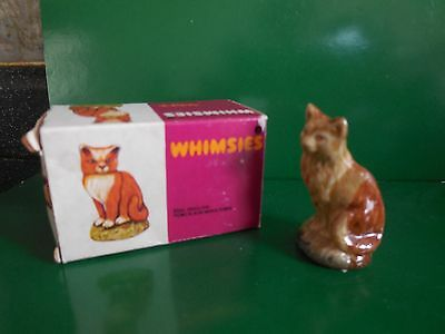 Cat - No 38 - Boxed - English Whimsies Set