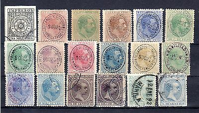 lot timbre PHILIPPINES classic LOT P 7