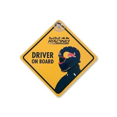 Red Bull Racing Australia Rbra Driver On Board Sign - Van Gisbergen Whincup