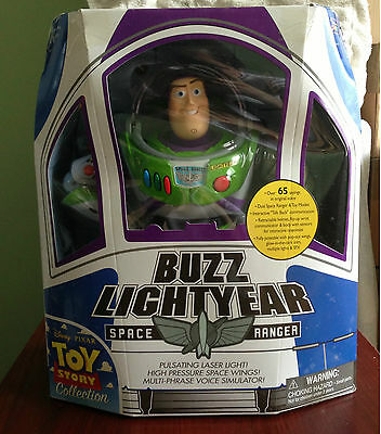 Toy Story Collection Buzz Lightyear RARE NEW & SEALED (Not Signature Collection)