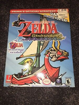 Zelda The Wind Waker Prima's Official Strategy Game Guide