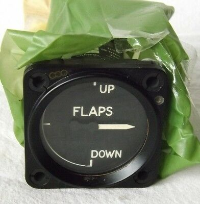 RAF Aircraft Flap Position Indicator Type 218FL 6A/4333 – CANBERRA
