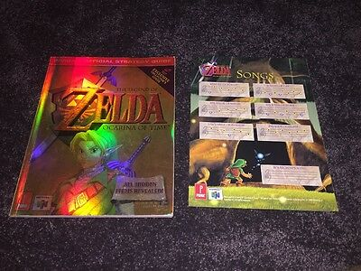 Zelda Ocarina Of Time Prima's Official Strategy Game Guide
