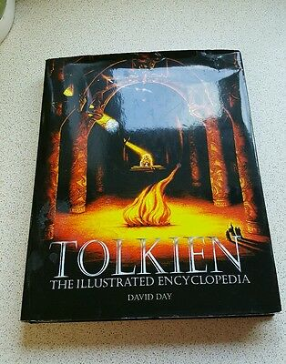 Tolkien: The Illustrated Encyclopedia by David Day (H/B 2012)