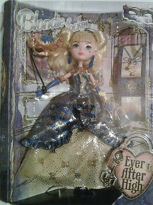 EVER AFTER HIGH  BLONDIE LOCKES  Fille de BOUCLE D'OR     NEUF