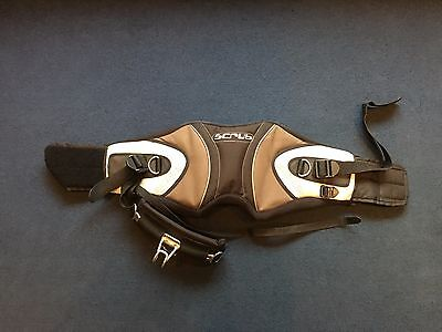 scrub harness  meduim m kitesurf power kite