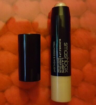Smashbox L.A. Lights lip + cheek colour Holywood & Highlight mini BN