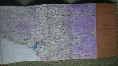 WW2 RAF Aviation map of Britain 1 inch mile sht 3 NE England others available