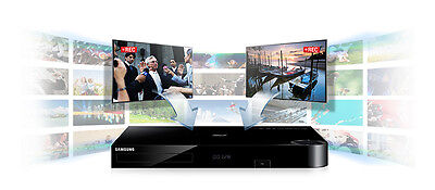 Samsung BD-H8900M Blu-ray Player 3D Blu-ray 1TB Freeview HD Recorder*excellent c