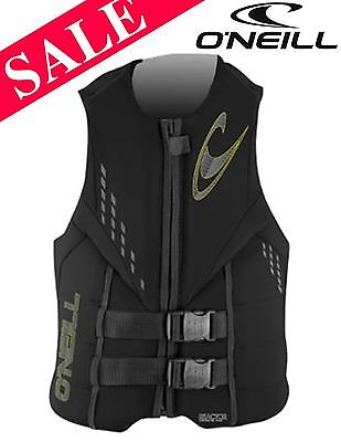 NEW O'Neill Reactor CE Impact Vest Buoyancy Aid Medium SAVE 25%