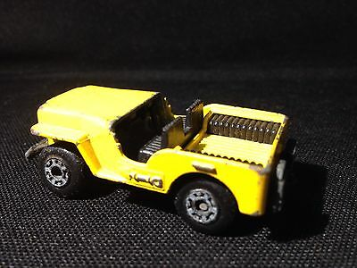 Matchbox Lesney Made In England Year 1976