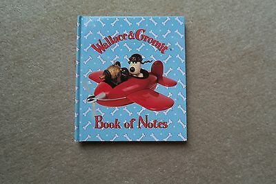 Wallace And Gromit Note Book
