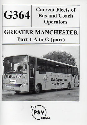 PSV Circle - G364 - Greater Manchester part 1