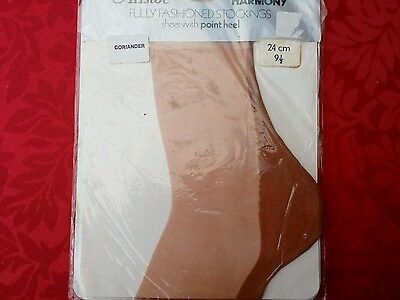 vintage aristoc fully fashioned seamed nylon stockings