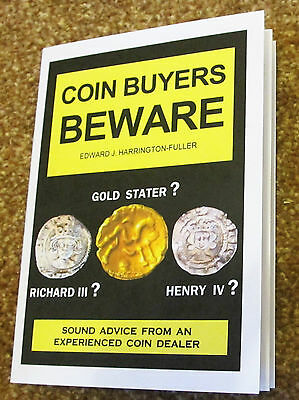 DONT BUY BOGUS COINS - ESSENTIAL TIPS ADVICE & WARNINGS for buyers & sellers