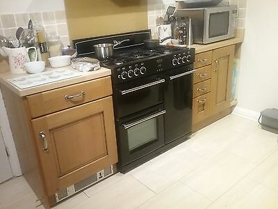 kitchen unit doors and drawer faces only