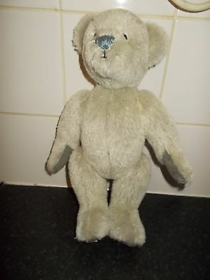 Deans Rag Book Teddy  Horatio Pale Grey Limited Edition Bear