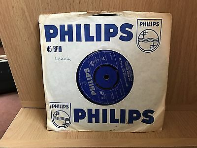 "The Walker Brothers - (BABY) YOU DON'T HAVE TO TELL ME - 7"" Vinyl - BF 1497"
