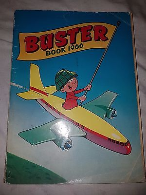 BUSTER ANNUAL 1966 from Buster Comic - Rare hard to find Christmas