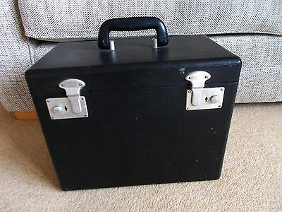 Vintage Singer 222k  Featherweight Portable Sewing Machine Case Box Only