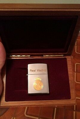 Zippo Real Madrid limited edition