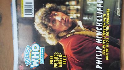 Doctor Who Magazine issue 210