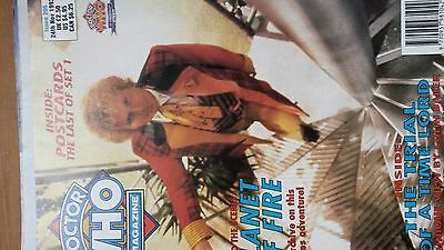 Doctor Who Magazine issue 206