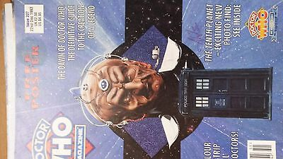 Doctor Who Magazine issue 207
