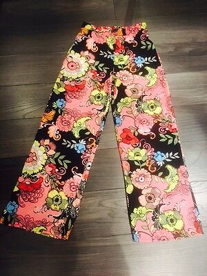 river island Girls Floral Pants Age 12