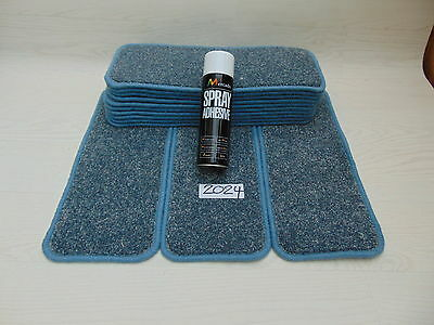 Carpet / Stair pads 50 cm Wide 13 off  and  with a FREE  can of SPRAY GLUE 2024