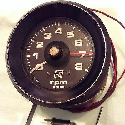 Classic mini speedwell Rev counter 12 volt used/ good...
