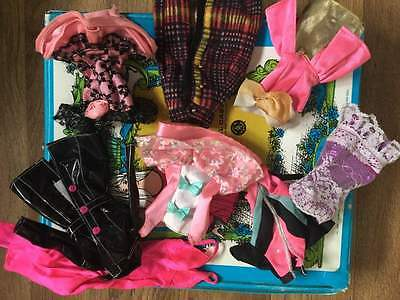 Vintage Barbie 1980s Outfits